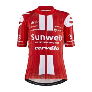Cyklodres CRAFT Sunweb Replica